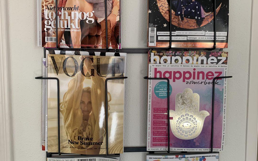 Mijn favoriete tijdschriften