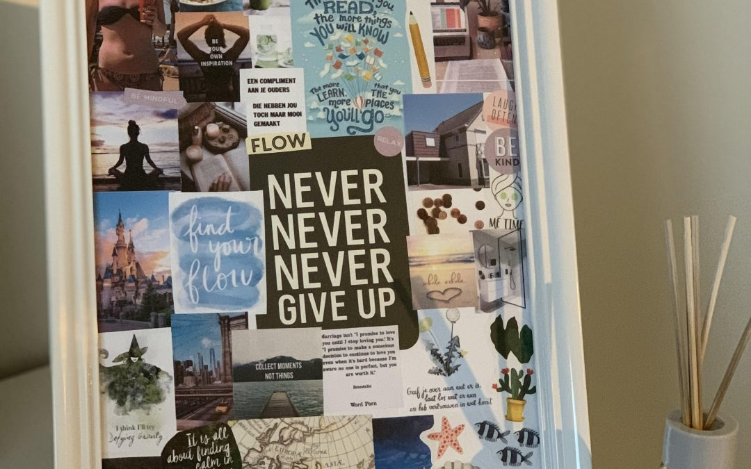 HOW TO: Een vision board maken